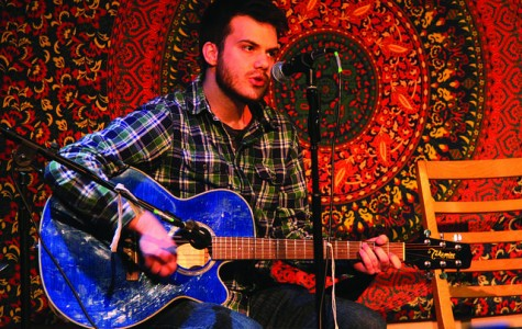 GFC hosts first Open Mic Night of spring semester