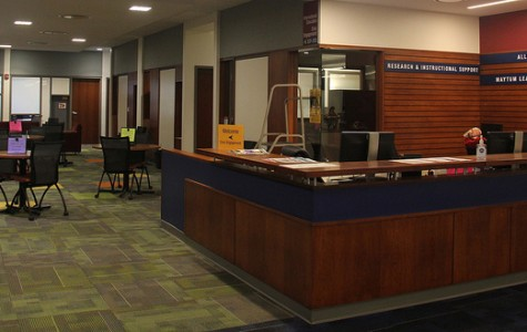 Recently moved to the Pelletier Library, the Allegheny Gateway provides various resources to help international students adjust to American life, such as an orientation, English as a second language classes, and more.