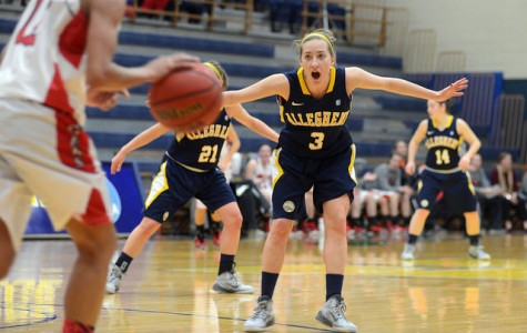 Allegheny women's basketball falls in back to back games in NCAC play