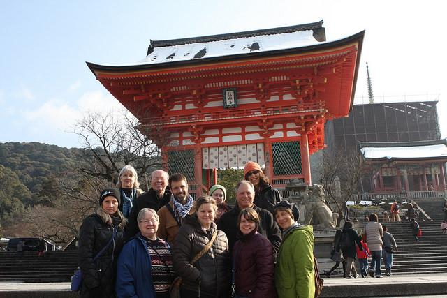 In January of 2015, a small group of faculty and staff spent a week in Japan on a study tour.