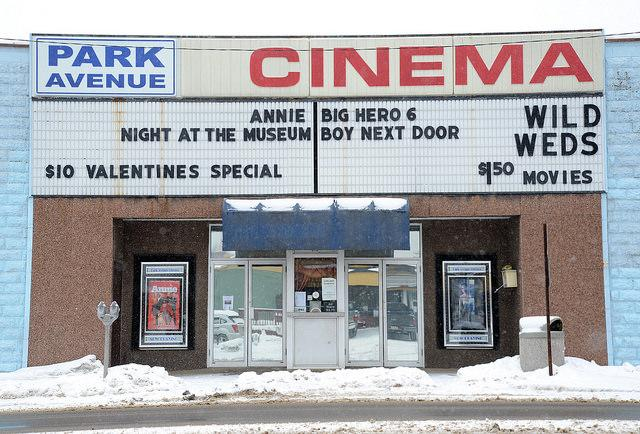 Park+Avenue+Cinema%2C+one+of+two+theaters+in+Meadville%2C+may+face+closure+as+it+works+to+raise+funds+to+upgrade+its+projection+equitment.+
