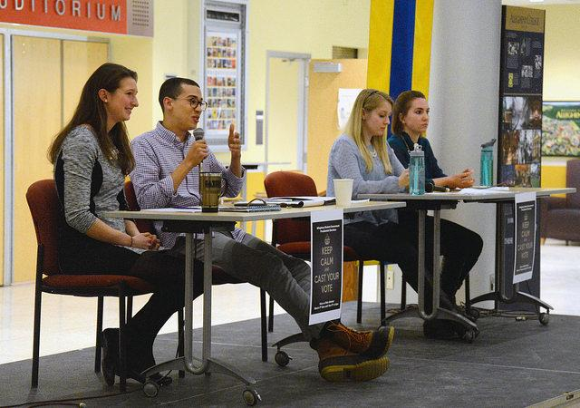 AMASA SMITH/THE CAMPUS