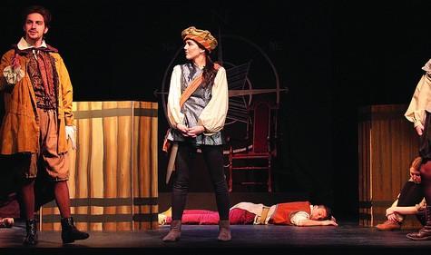 'Rosencrantz and Guildenstern Are Dead' debut
