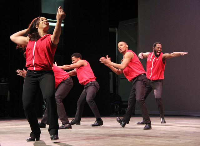 Step+Afrika%21+is+one+of+the+only+dance+companies+in+the+world+that+focuses+only+on++the++art+of+stepping.+