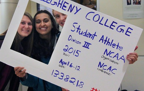 Student athletes recognize DIII Week as a celebration of athletics