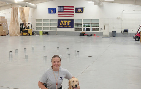 Graduate becomes ATF special agent