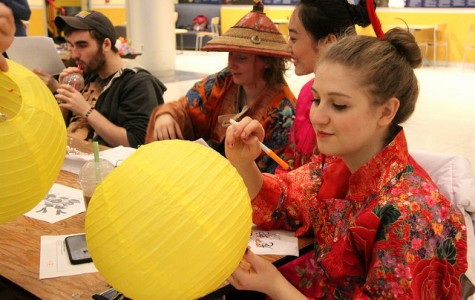 Lantern Festival floats into campus culture