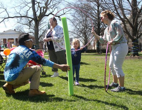 Gators 4 Kids raised money for the WiNS Feeding 400 program in Meadville during its fourth annual Funkapalooza carnival on Saturday, April 16, 2016.