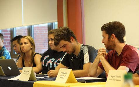 First-years prepare to campaign for student government positions
