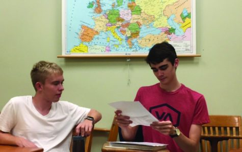 Class explores the 'wild side' of language