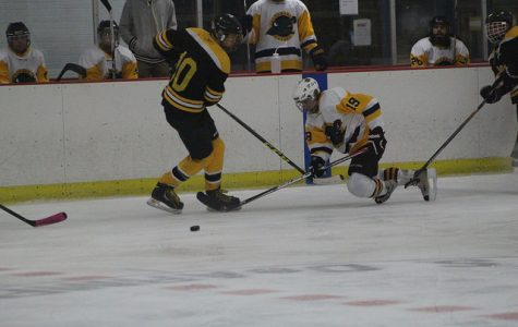 Club hockey faces Wooster at home