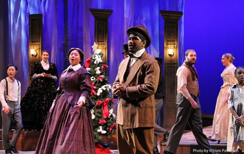Watkins directs Pulitzer Prize-winning 'A Civil War Christmas'