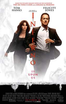 'Inferno' burns out in theaters