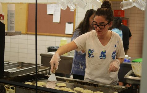 Campus celebrates Hanukkah with Hillel