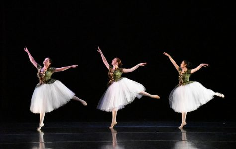Dancers dazzle in spring recital