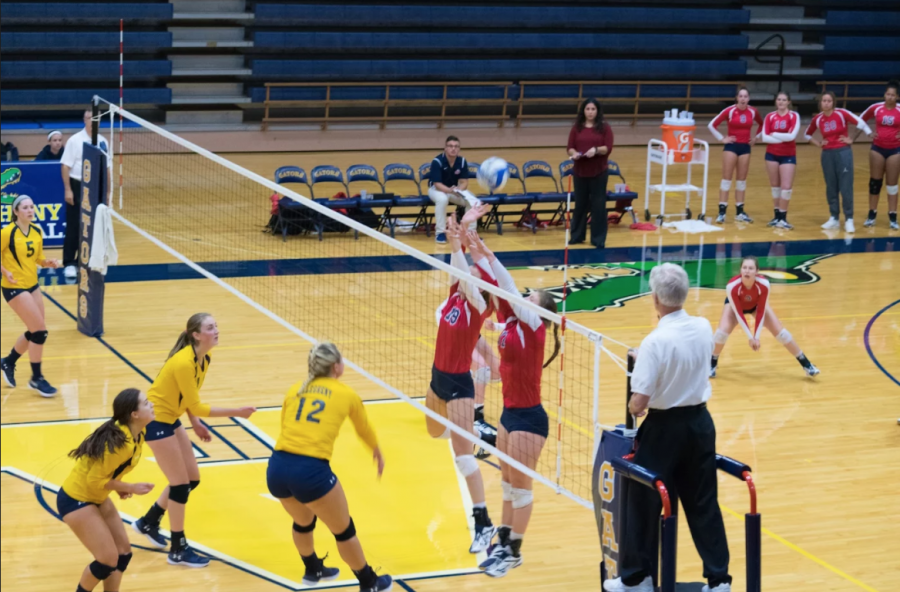 Women's volleyball looks back in order to move forward
