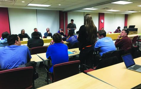 ASG discusses future policies, Title IX options