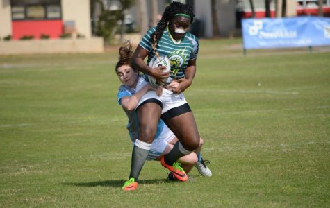Student spends weekend at all-star rugby tournament