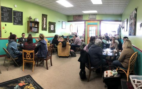 Death cafe encourages conversations about passing away