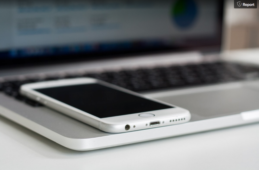 The recent Apple update caused a disconnect to the wireless network for, among other devices, iPhones and MacBooks.