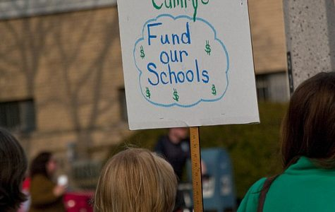 The education system needs an upgrade, starting with increasing teachers' salary