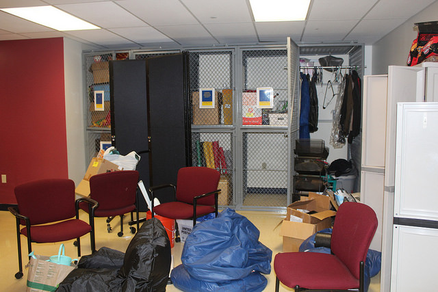 The IDEAS Center renovations were among a number of high-impact projects in the area of student life.