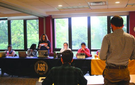 ASG discusses first-year elections
