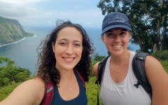 Two Allegheny seniors reflect on Hawaii internship