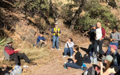 Global citizens scholars visit United States, Mexico border