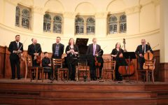 A balancing act: Alexander String Quartet comes home to Allegheny