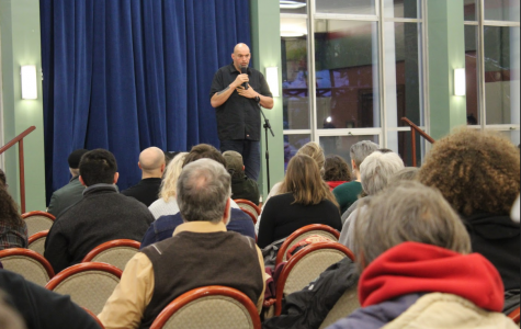 Fetterman visits Allegheny to hear community opinions on the legalization of recreational marijuana