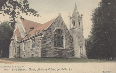 Allegheny Spaces: Ford Memorial Chapel
