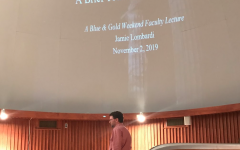 Touring the Universe: Lombardi discusses space during lecture