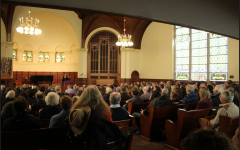 Community, friends, and family gather to remember Wissinger