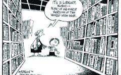 Libraries become more necessary in face of modern, digitized world