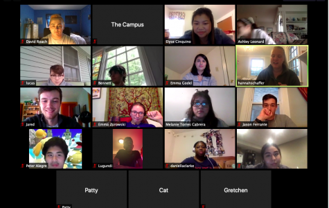 ASG general assembly meets via Zoom Tuesday, April 28.
