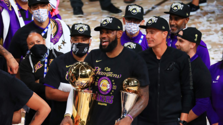 NBA Finals Recap: Los Angeles Lakers defeat the Miami Heat