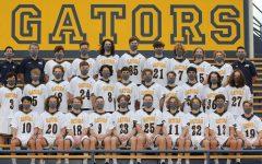 The 2021 mens lacrosse team