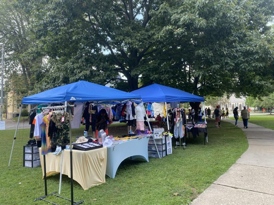 The Diversity Expo was hosted at Diamond Park in downtown Meadville last Saturday, Sept. 18.