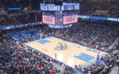 A view of game four of the WNBA finals between the Chicago Sky and Phoenix Mercury on Oct. 17 at Wintrust Arena.