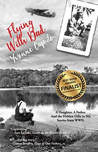 Flying with Dad was named a finalist for American Book Fests Best Book Awards.
